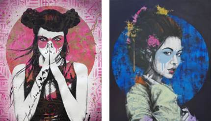 Artworks by finDAC