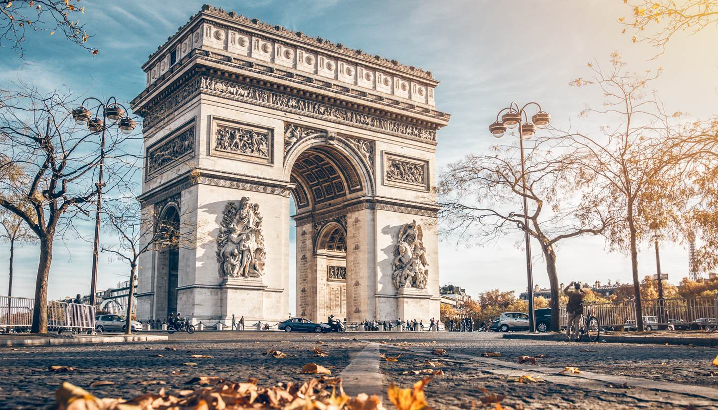 City Highlight: Paris - Arc de Triomphe