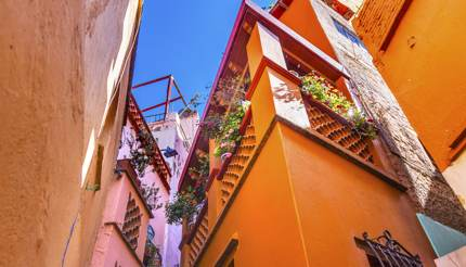 The Alley of the Kiss, Guanajuato