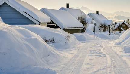 Winter in Tromso