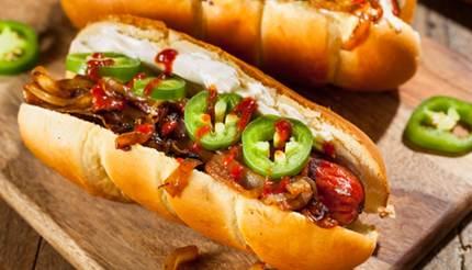 Seattle hotdog