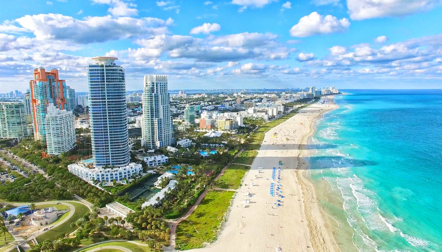 City Highlight: Miami - South Beach, Miami, Florida