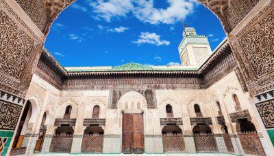 Medersa Bou Inania, Fez, Morocco