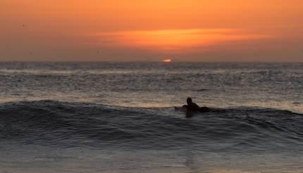 La Herradura surf