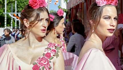 The Seville Fair, Spain