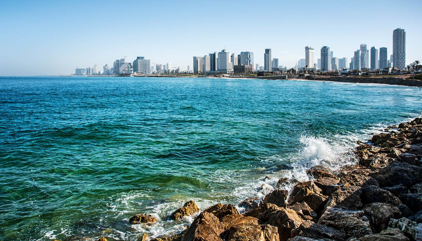 City Highlight: Tel Aviv - Tel Aviv skyline