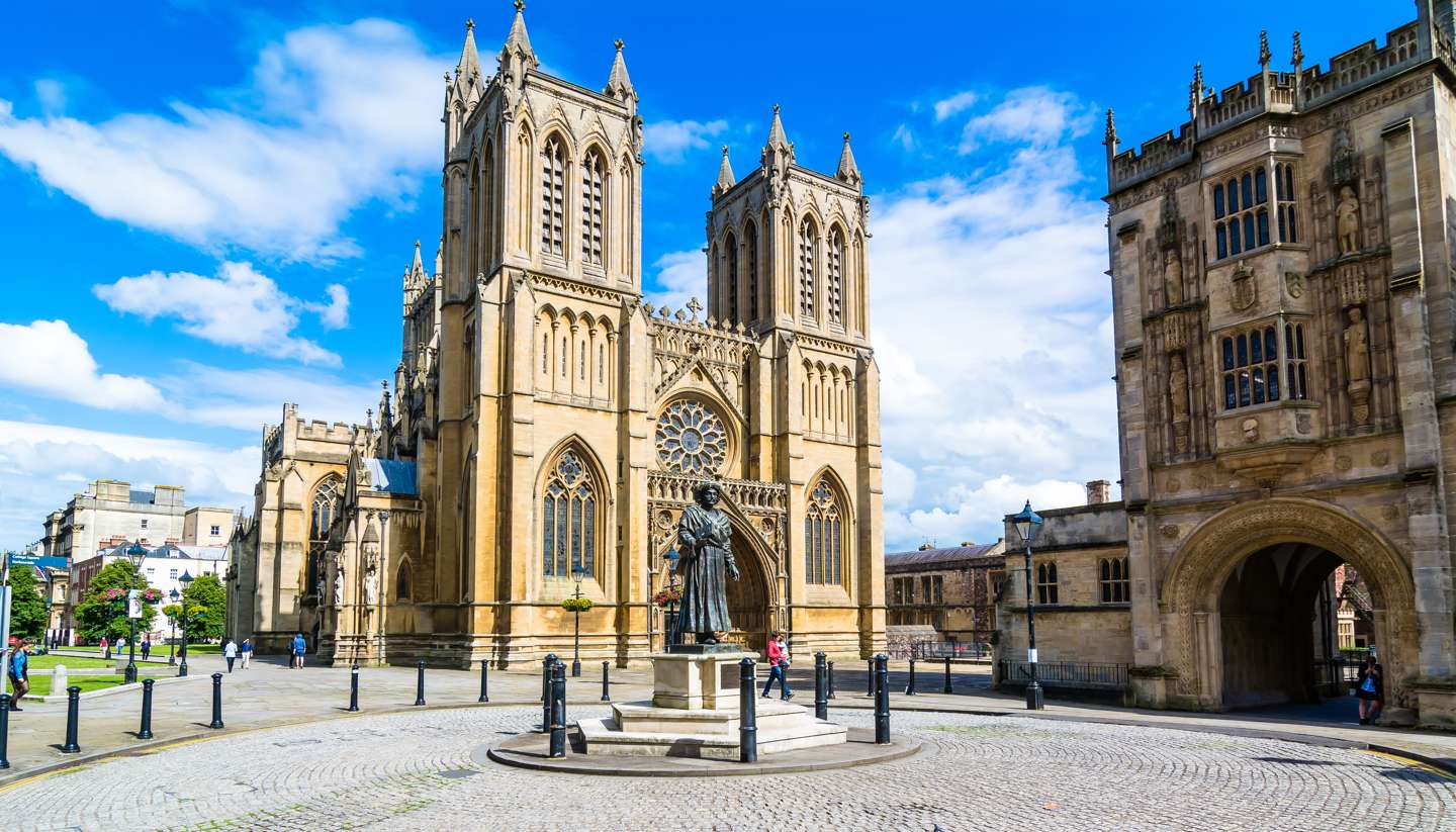How to spend 24 hours in Bristol - Bristol Cathedral, England