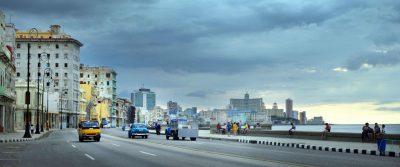 The Malecon in Havana