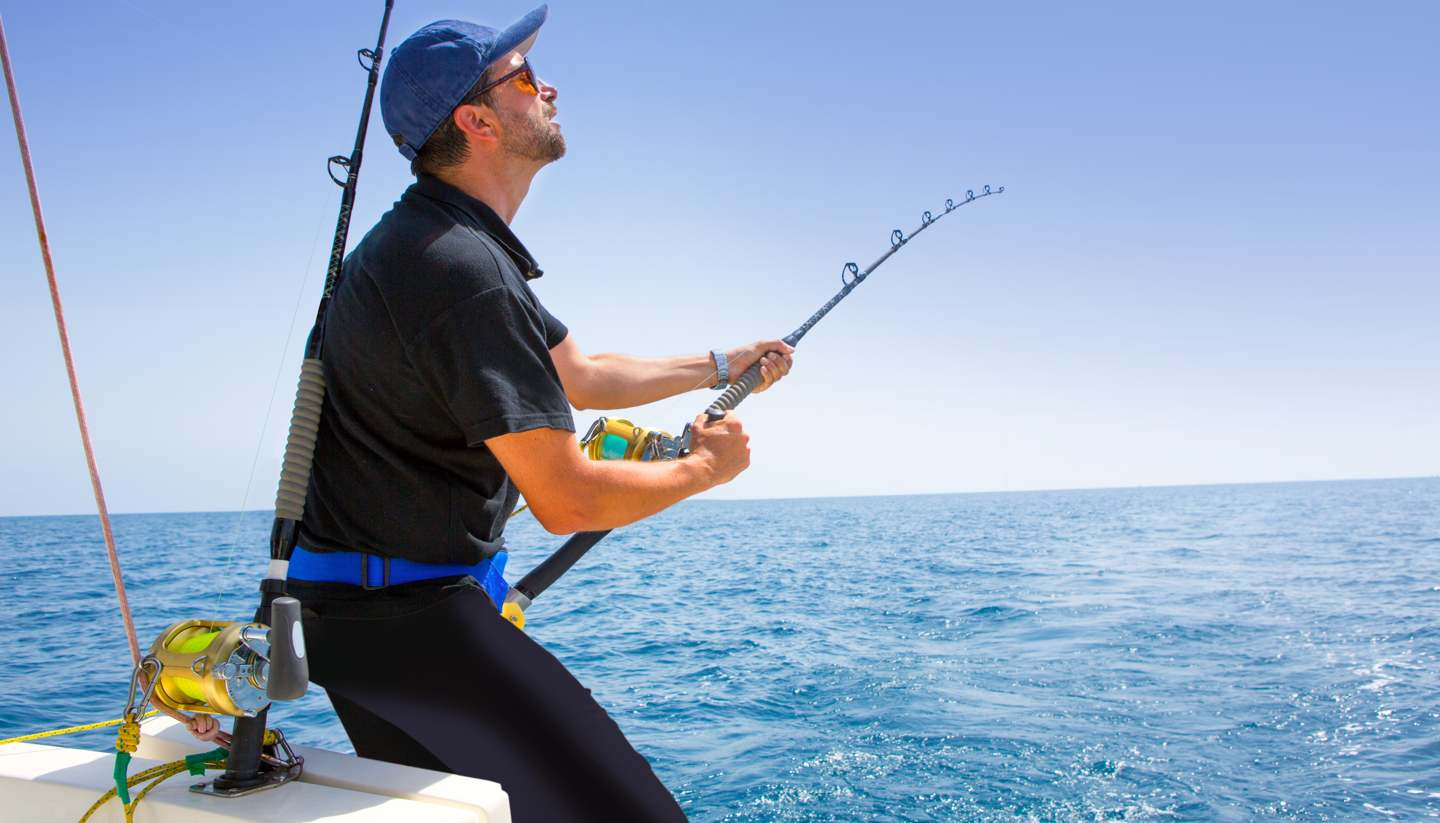 The best activities in Falmouth - Fishing for mackerel