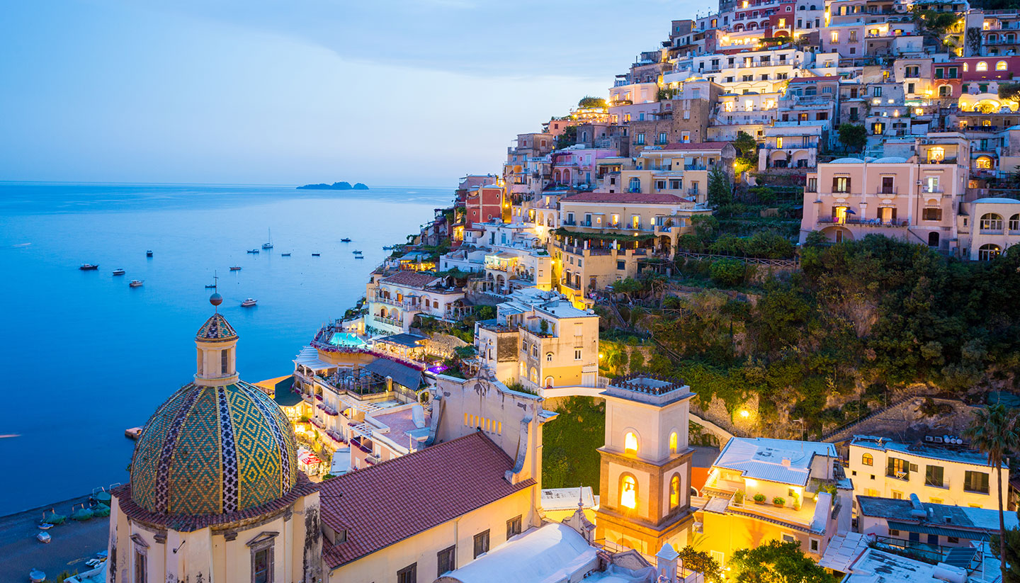 City Highlight: Naples - Italy, Naples, Amalfi Coast