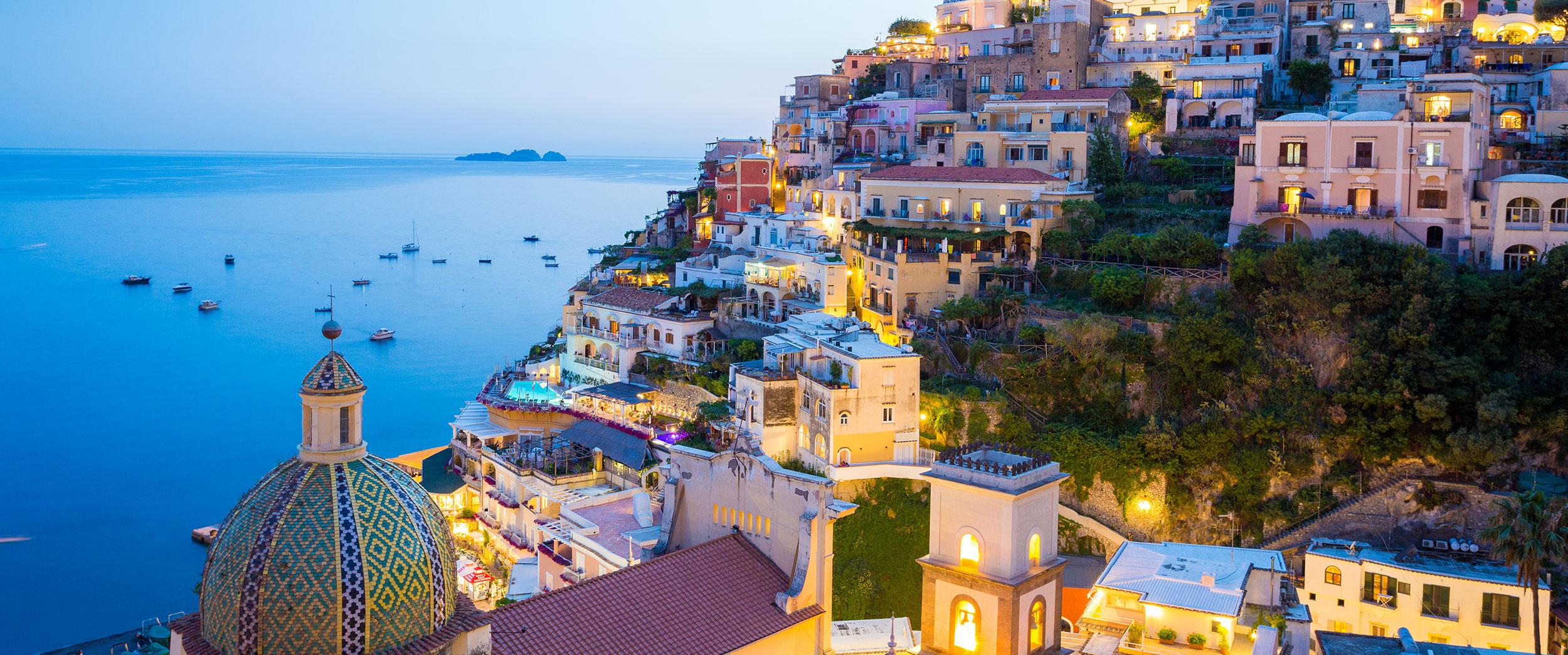 City Highlight: Naples - Italy, Naples, Amalfi Coast