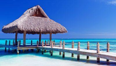 Beach in Cap Cana, Dominican Republic