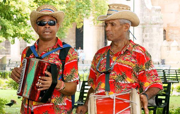 Dominican Musicians in Santo Domingo