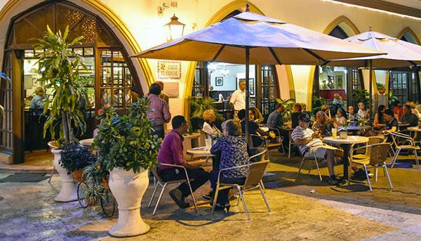 Santo Domingo Famous Hotel Restaurant El Conde