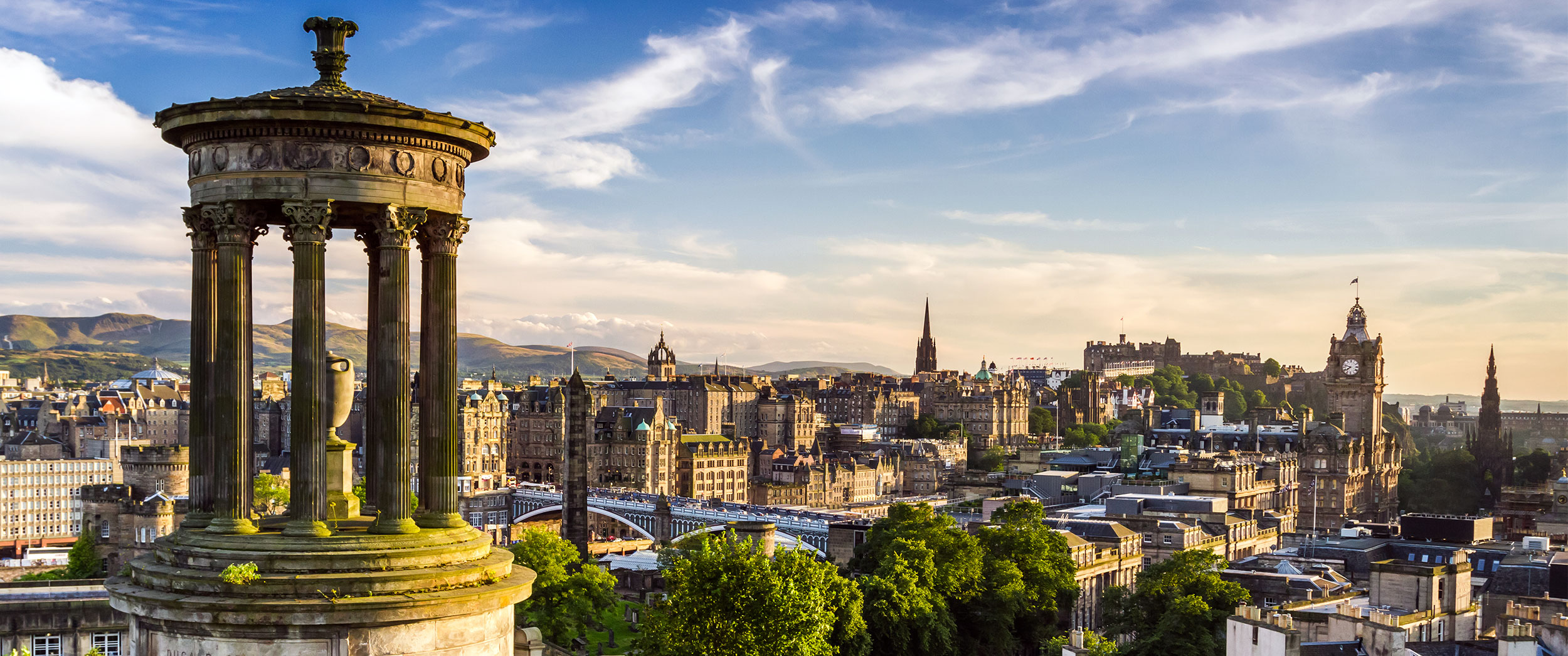 City Highlight: Edinburgh - City of Edinburgh