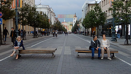 Gedimino Avenue