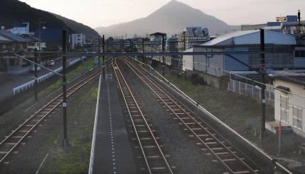 Takahama train station