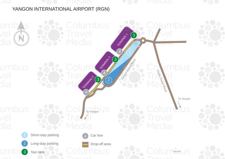 Yangon International Airport - VYYY - RGN - Airport Guide