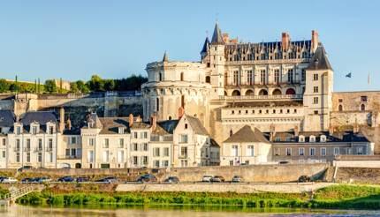 Chateau d'Amboise, Loire Valley