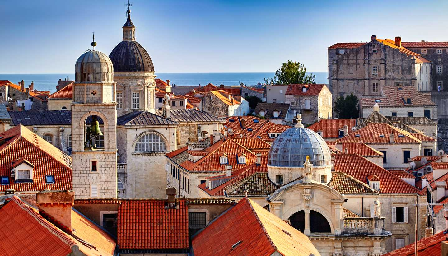 City Guides - The Old Town in Dubrovnik, Croatia