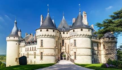 Domain de Chaumont sur Loire, Loire Valley