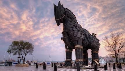 Troy, Turkey