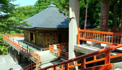 Oiwasan Nissekiji Temple is an important site for Shingon Buddhism