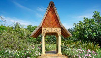 Pottager & Herb Garden at Summerfield Botanical Gardens and Resort