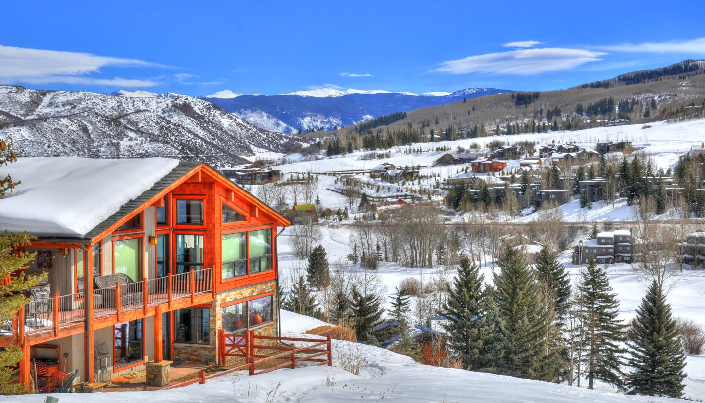 Hottest ski destinations - Ski resort