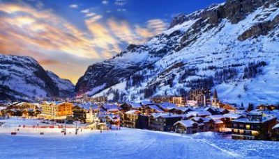 Val-d'Isère, French Alps