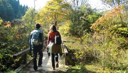 Nakatsugawa-Tsumago hiking trail