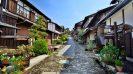 Nakatsugawa: the Nakasendo Trail and beyond - Magome-juku, old Japanese road passing through Nakasendo's station town