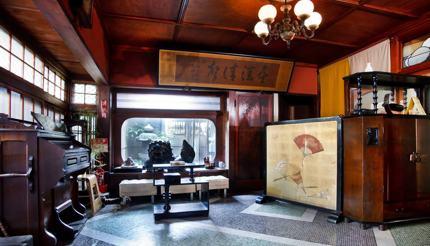 Kinse Inn Suite lobby
