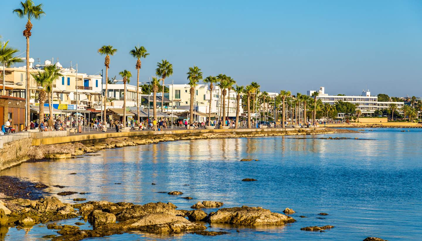 Where to go on holiday in April 2019 - Paphos, Cyprus
