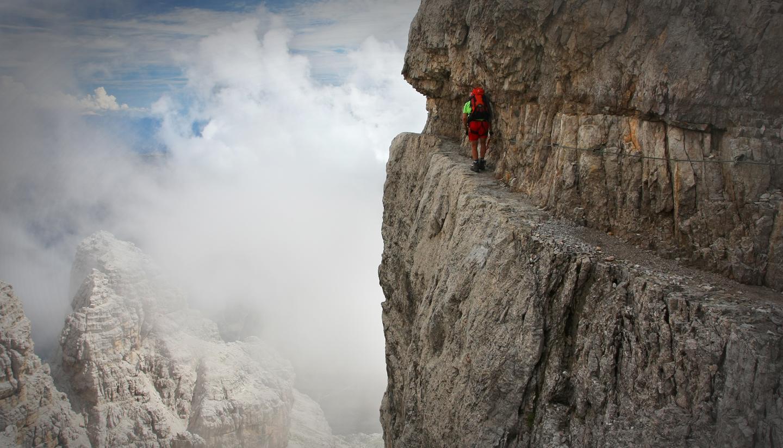 Adrenaline activities A to Z - Via Ferrata