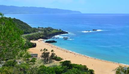 Waimea Bay, Honolulu