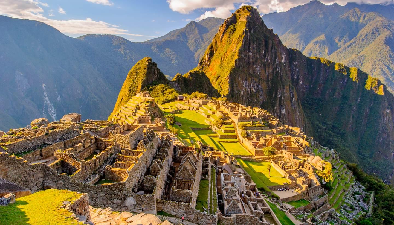 UNESCO World Heritage Sites - Machu Picchu