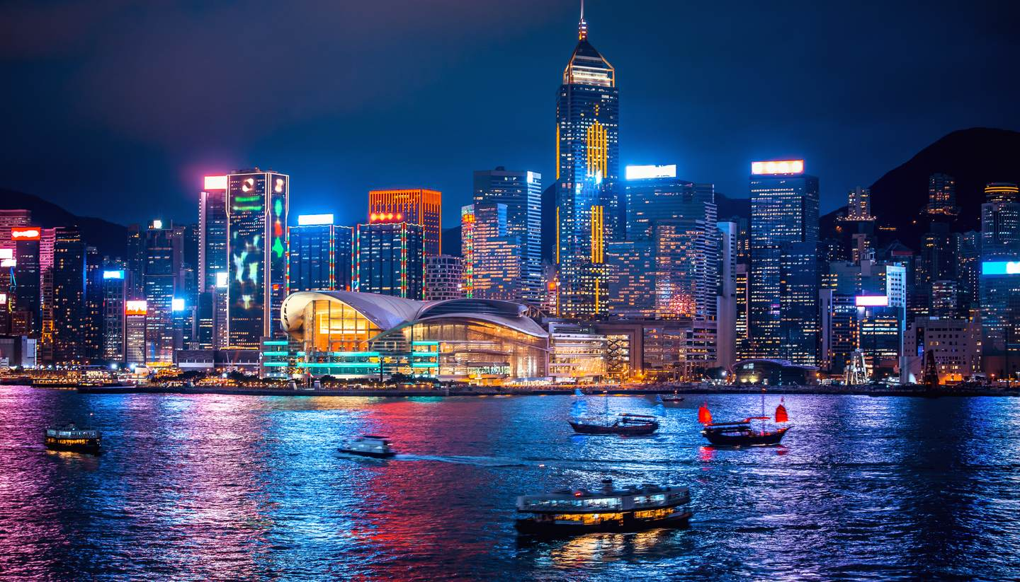 Where to go on holiday in June 2019 - shu-Hong Kong Night View-1066838393-1440x823