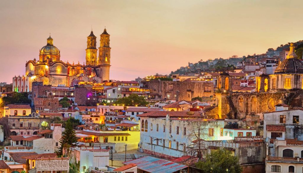 Mexico - Taxco City, Mexico