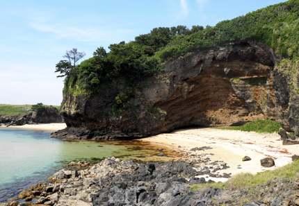 Goryo Cliff, Ojika