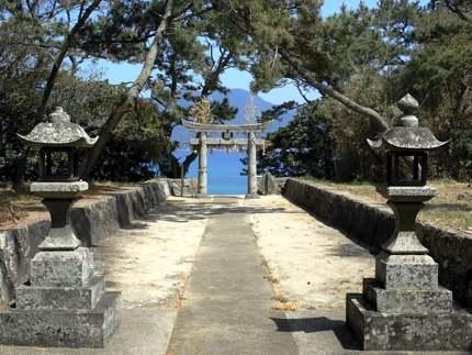Jinokojima Shrine, Ojika