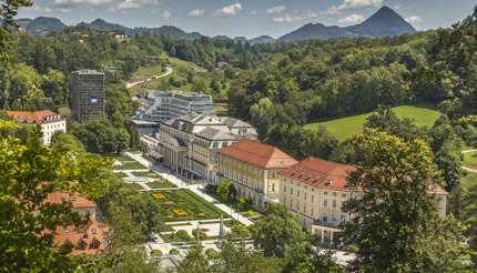 Rogaška Slatina in Styria, Slovenia