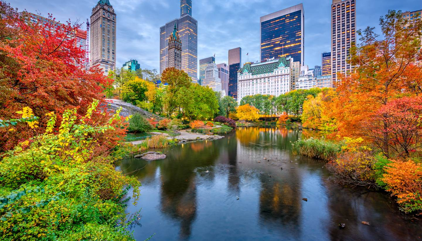 Autumn In New York World Travel Guide