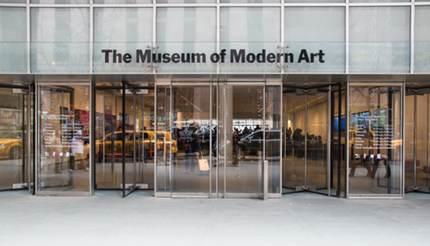 MoMA in Manhattan