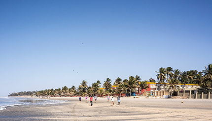 Kotu-beach-The-Gambia