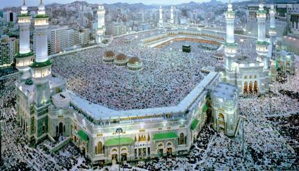 Great Mosque of Mecca, Saudi Arabia
