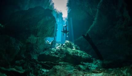 Cenote Tajma-Ha, Yucatán, Mexico