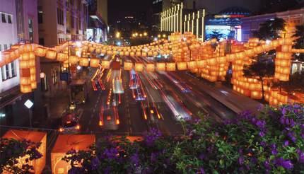 Chinese New Year, Singapore