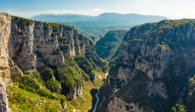 Vikos Gorge, Epirus, Greece
