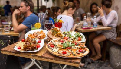 Italy-Rome-Cafe